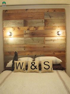 DIY Headboard Ideas - Modern Magazin - Art, design, DIY projects, architecture, fashion, food and drinks
