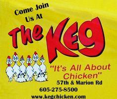 Keg Chicken - Sioux Falls, SD