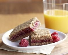 grain raspberri, food, healthi, raspberri breakfast, breakfast bars