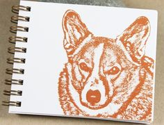 Mini Journal - Rust #corgi