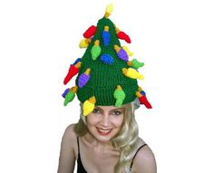 I want this for the ugly Christmas sweater contest!!
