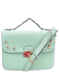 SAtchel mint #handbag