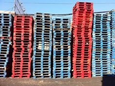 How to tell if a pallet is safe to re-use   1001 Pallets