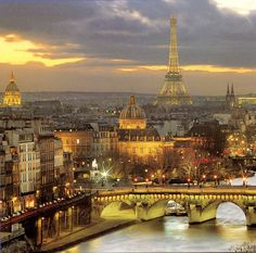 The left bank ~ Paris