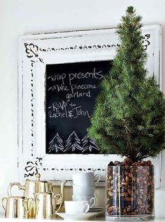 ideas para decorar en navidad la casa