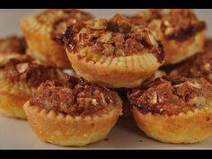 ▶ Pecan Tassies Recipe Demonstration - Joyofbaking.com - YouTube