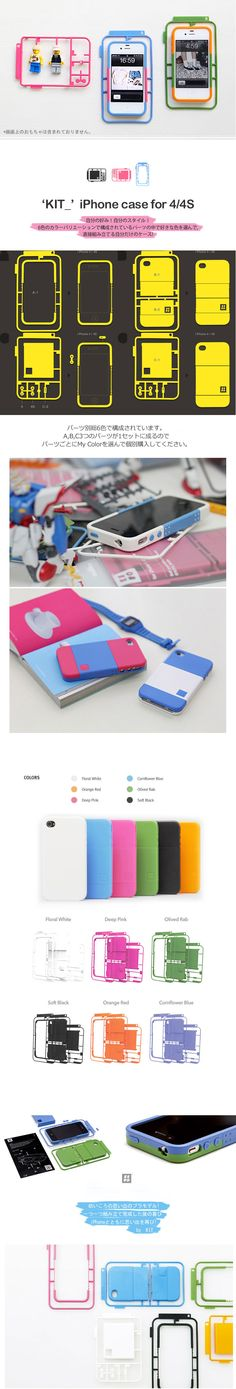 Mix and Match iPhone case