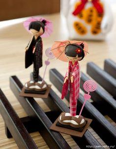fofucha con kimono
