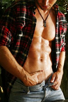 Did I mention I <3 Flannel?
