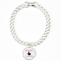 Marine Wife Bracelets | Marine Wife Bracelet Charm Designs | Marine Wife Bracelet Cuffs - CafePress