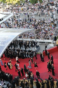 Cannes International Film Festival: The setting itself along the French Riviera is as famed and glamorous as the everchanging roster of celebrities who attend this world-class film festival.