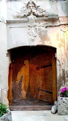 Love This door Antibes France