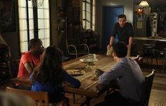 """""""When Nick leaves, I'm gonna call a plumber and just throw money at him while he works."""" (New Girl - """"See Ya"""")"""