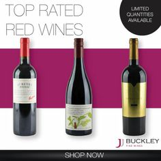 Top selling Red Wines
