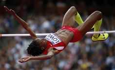 Day 15: Evening Session - Track & Field Slideshows | NBC Olympics