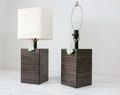 great lamps.