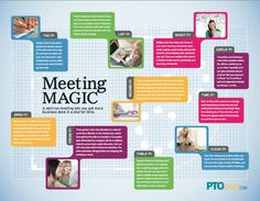 Download our tips for a successful first PTO or PTA meeting.