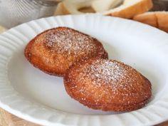 Fried Peanut Butter & Jelly Pinchy Pies! - Fried PB Donut-Like Object