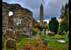 Oh Glendalough, Ireland why-oh-why am I not there! #Ireland #Dublin #Travel