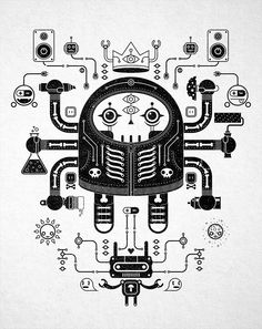 TECHNO GRIM original version by LEX NAU