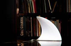 Shark Tale - Indoor and outdoor Lamp