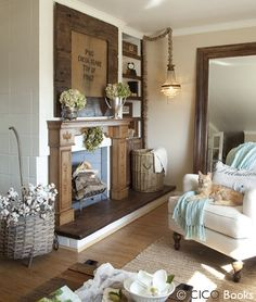 romantic prairie style decorating - Bing Images