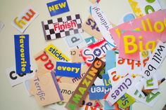 Literacy Ideas for Early Years and Preschool