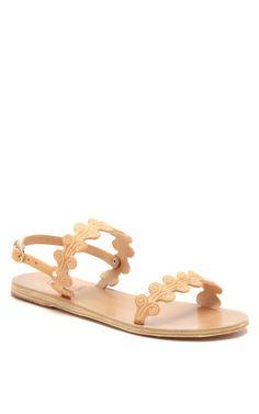 Shop Ancient Greek Sandals Now Available on Moda Operandi