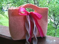 Another view - gift bags by Jen Spears  - free pattern!