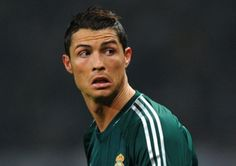 Real Madrid's Cristiano Ronaldo during the UEFA Champions League match at Old Trafford, Manchester. PRESS ASSOCIATION Photo. Picture date: Tuesday March 5, 2013. See PA story SOCCER Man Utd. Photo credit should read: Martin Rickett /PA Wire.