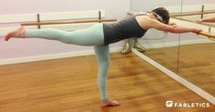 3 Ballet Moves You Can Do At Home - The Fabletics Blog