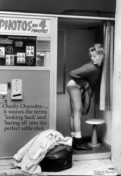 Cheeky Chuesday...it