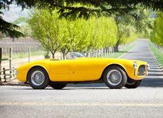 1951 Ferrari 340 America Spider