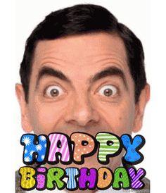 Fotomontaje para postal de cumpleaños con texto Happy Birthday animado. Podrás subir tu fotografía. Tras escoger la plantilla, siguiendo unos sencillos pasos tendrás esta tarjeta de felicitación personalizada. www.fotoefectos.com