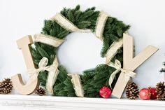 Christmas Mantel 201