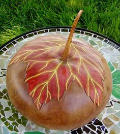 leaf gourd
