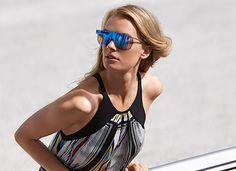 Sunglasses with Google Glass