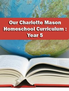 For two people who approach homeschooling from such different styles, my friend Michelle and I share a lot of favorite resources! Here's her look: Our Charlotte Mason Homeschool Curriculum: Year 5 | The Holistic Homeschooler