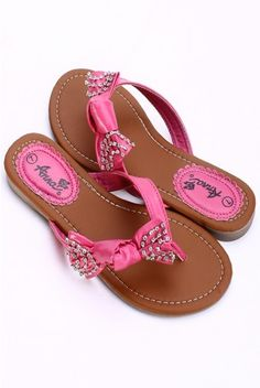 shoe websit, sandal, flipflop, cutest shoe, bow
