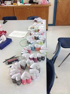 The Middle School Counselor: Kindness Hearts--Lunch Bunch Project from www.themiddleschoolcounselor.blogspot.com