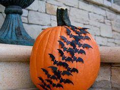 The Gingerbread Blog: 10 Eye Catching Pumpkin Decorating Ideas