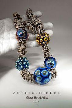 Astrid Riedel Glass Artist