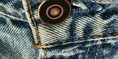 Here's Why You Really Shouldn't Wash Your Jeans #clothes #green #laundry