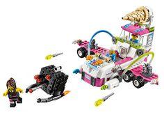 Lego Movie sets: Ice Cream Machine