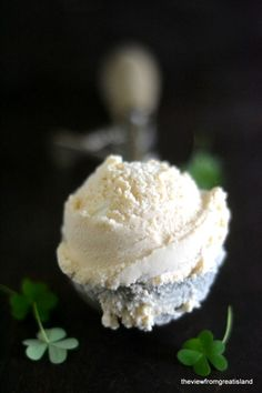 Irish Whiskey Ice Cr