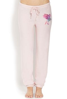 Cosmic Unicorn PJ Pants | FOREVER21 #TrendingNow #Unicorns #Pajamas