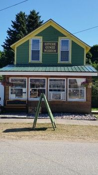 Grand Marais museum is a agate lovers paradise,