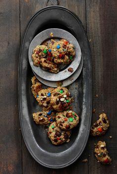 pretzel m&m; oatmeal cookies!!!