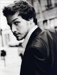 James Mcavoy - one of my favorite current actors.