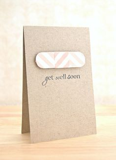 Get Well Soon by Amy Wanford, via Flickr